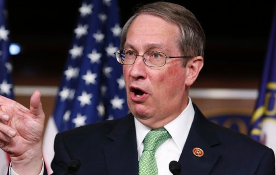 FILE: May 22, 2014:  House Judiciary Committee Chairman Bob Goodlatte, R-Va., on Capitol Hill, in Washington, D.C.