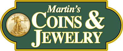 Martin's Coins & Jewelry - Free Appraisal!