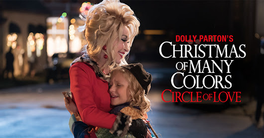 """Christmas of Many Colors"" Premiere At Dollywood"