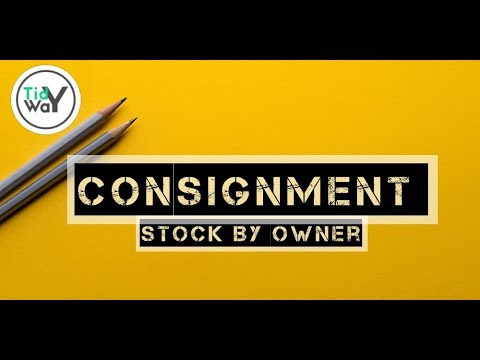 Consignment stock by owner in odoo