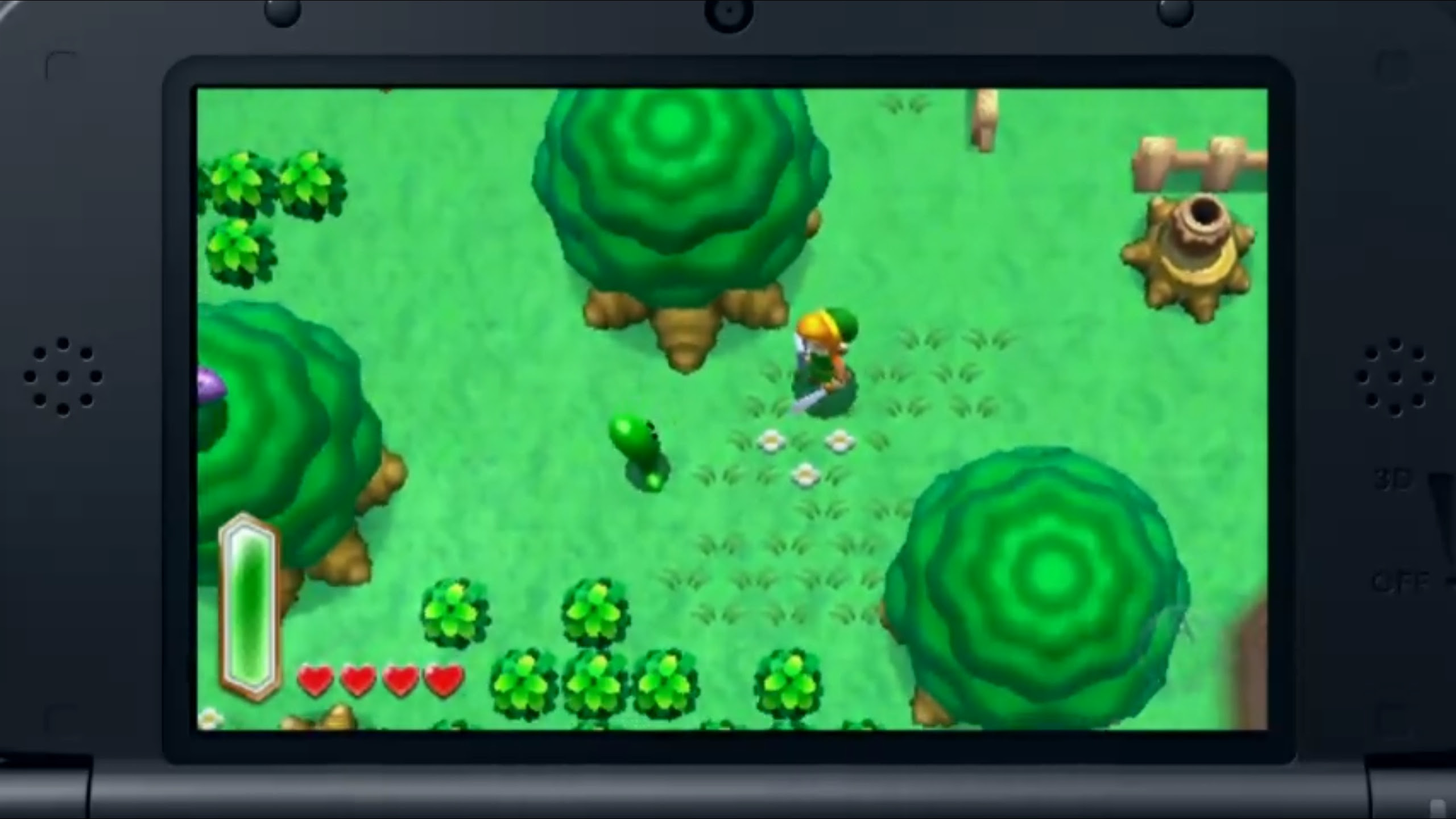 Hands On With The Legend Of Zelda A Link To The Past 2