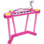 Kid's 37-Key Electronic Piano Keyboard with Microphone