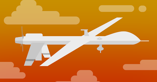 An animated history of drones