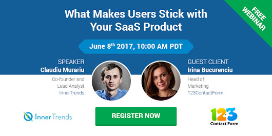 Webinar: What Makes Users Stick with Your SaaS Product
