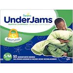 Pampers UnderJams Bedtime Underwear, with Pampers Leak Protection, S/M (38-65 lb), Super - 50 underwear