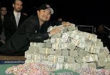 2007 WSOP Main Event Champion Jerry Yang