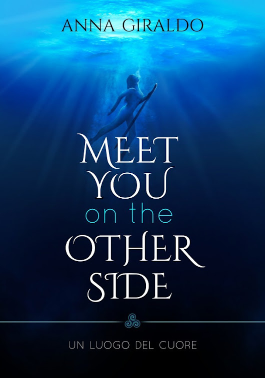 FOCUS ON | Anna GIRALDO: Meet you on the other side - AzureStrawberry: All the books you love in just a blog!