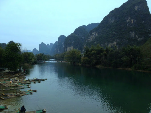 China's Pearl of the Orient! Why Guilin is Compulsory Viewing - Mint Mocha Musings