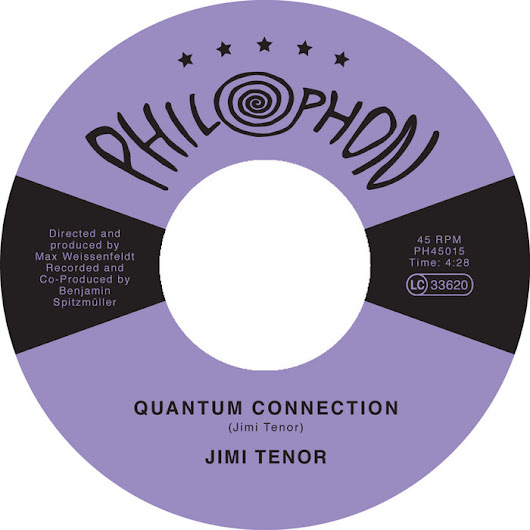 Quantum Connection, by Jimi Tenor