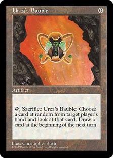 Urza's Bauble