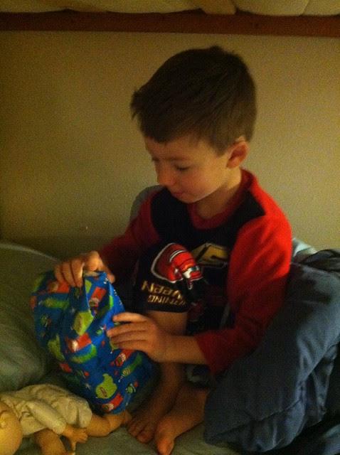 The birthday boy :)