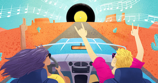 The 50 Best Driving Songs Ever, in One Banging Road Trip Mix