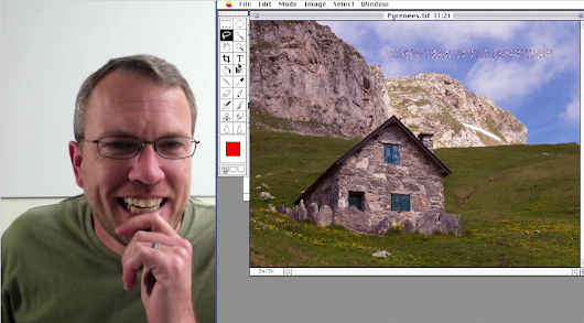 These Photoshop Experts Are Good, but How Good Are They in Photoshop 1.0?