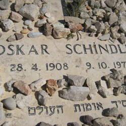 la tomba di Oskar Schindler