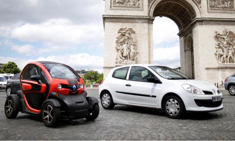 Paris to Phase out Diesel Cars by 2024