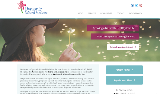 Dynamic Natural Medicine - Naturopathic Doctor & Acupuncture