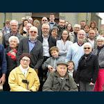 Aimé Bourcet a fêté ses 90 ans avec famille et amis