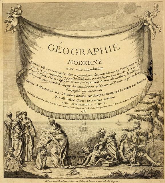 Geographie moderne avec une introduction 1787