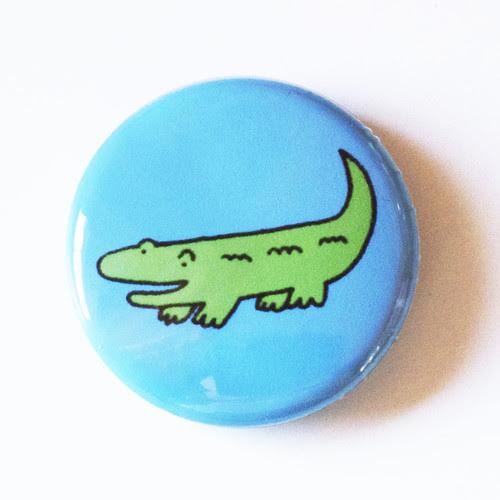 Alligator - Button 02.07.11
