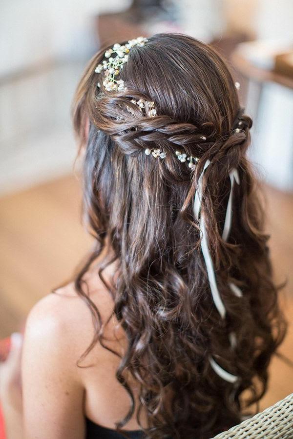 Hochzeit Frisuren Mittellange Haare Bilder Von Hochzeit Frisuren