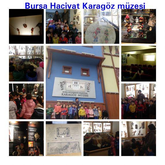 Bursa Hacivat Karagöz Müzesi Gezisi Eğitim Bilişim Ağı