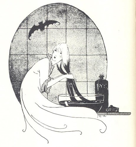 C.R., The Beauty of Grey Hair, 1920s
