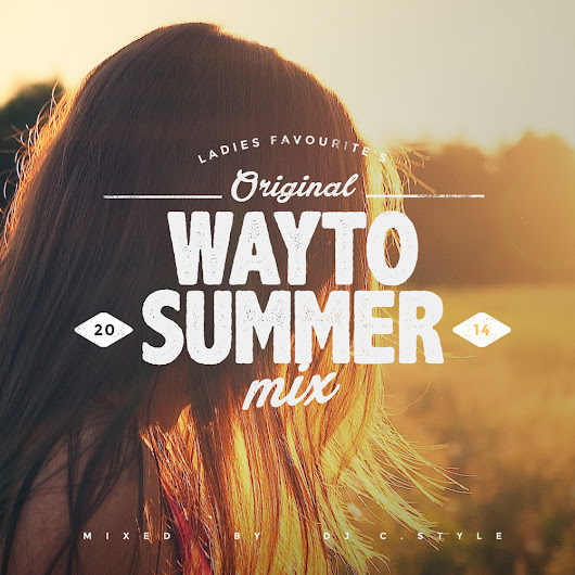 Way to Summer MIX 2014