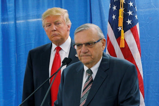 Opinion | Legal challenge to Arpaio pardon begins