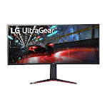 "LG UltraGear 38"" Class Ultrawide WQHD Curved IPS G-Sync Compatible Gaming Monitor"