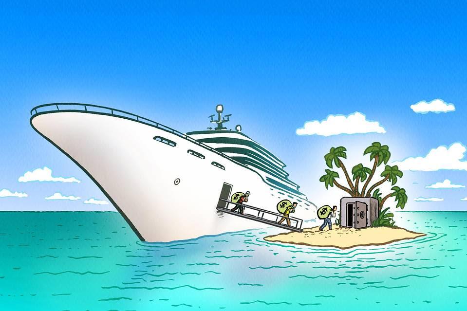 offshore tax evasion politics CRA corruption accountability transparency