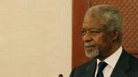 El exsecretario general de las Naciones Unidas, Kofi Annan. Foto: AP
