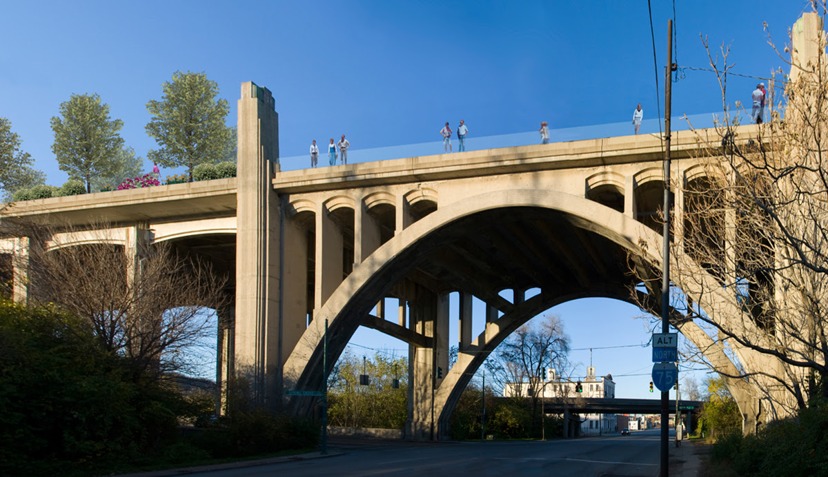 Western Hills Viaduct Rehabilitation Proposal