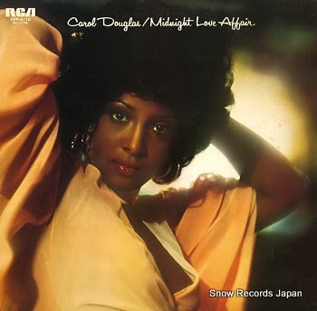 DOUGLAS, CAROL midnight love affair