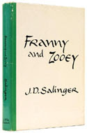 Franny and Zooey by J.D . Salinger