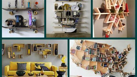 creative shelves ideas diy home decor youtube