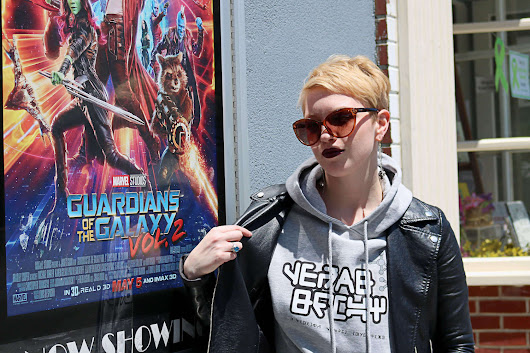 Apparel Review: Angel Jackets' 'Guardians Of The Galaxy Vol. 2' Hoodie