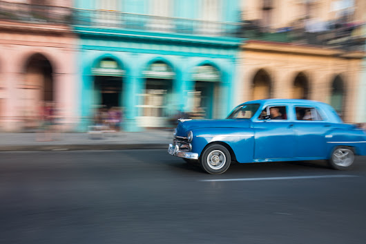 Back from Cuba | HDR Photographer