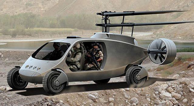 Un vehículo de combate híbrido que combina las características de un vehículo de combate de infantería aerotransportada y un helicóptero que se desarrollará para las Fuerzas aerotransportadas rusas (VDV) para el año 2030 para satisfacer las exigencias de la guerra moderna, dijo el comandante de la rama militar Jueves, 01 de agosto 2013.