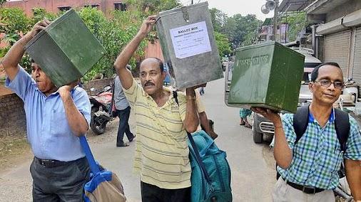 #WestBengal #PanchayatElection Sporadic violence in West Bengal Panchayat polls http://ow.ly/TW5z30jYOHt...