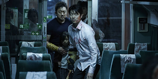Movie Review: Train to Busan (2016) - The Critical Movie Critics