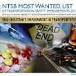 """SUBSTANCE IMPAIRMENT IN TRANSPORTATION"" REMAINS ISSUE ON NTSB ""MOST WANTED LIST"" - John David Hart"