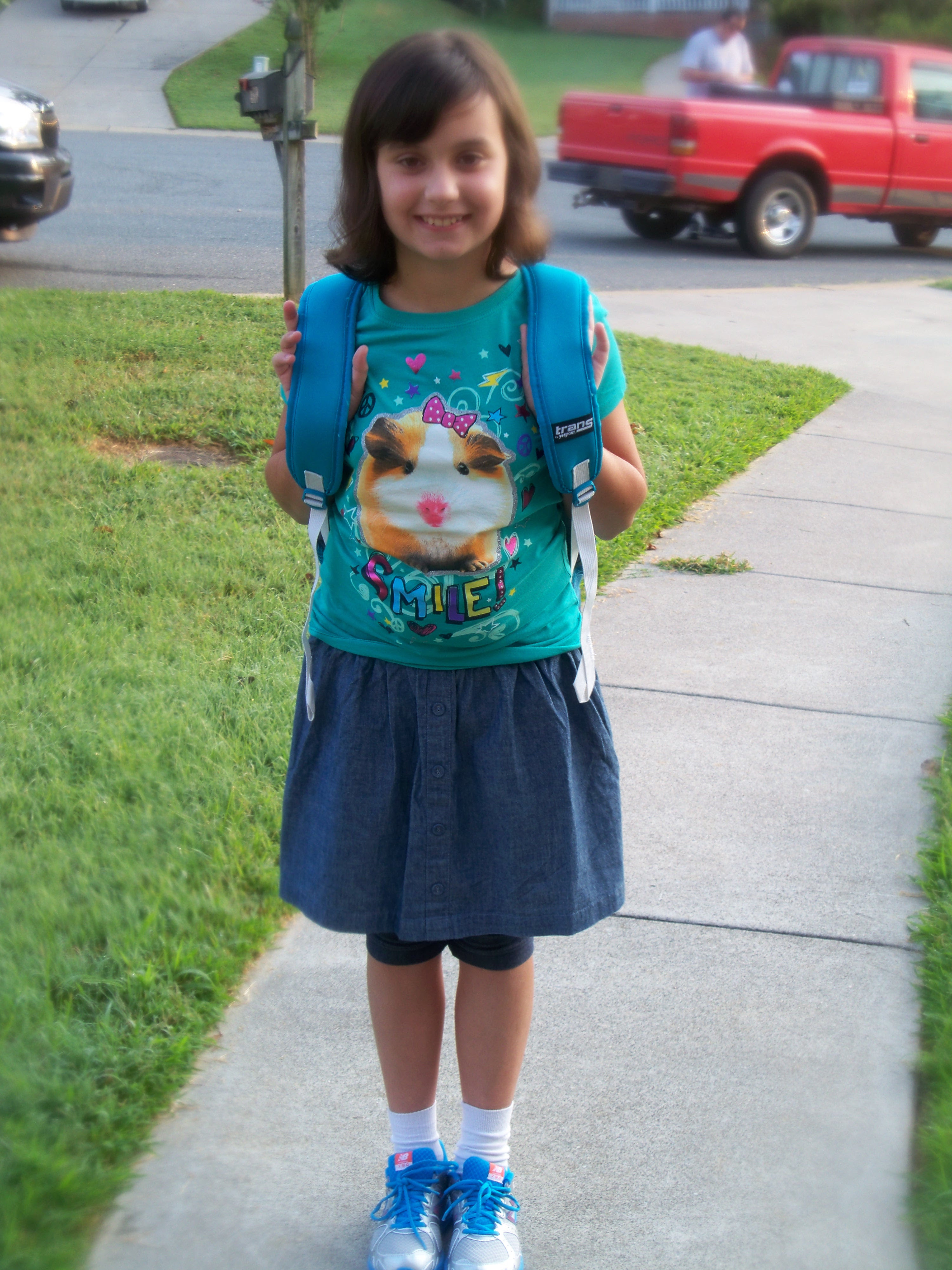 first day of school 007