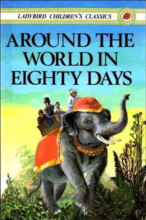 Around World 80 Days Quotes Book