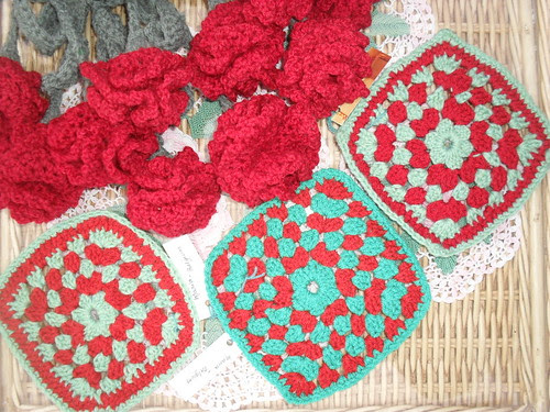 Maria, thank you I love your Squares! So pleased you joined our project!
