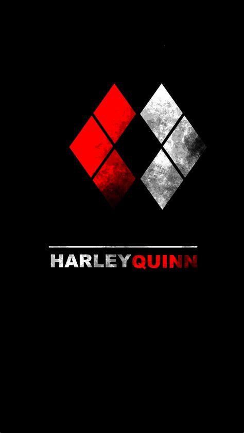 harley quinn iphone  wallpaper  kairofall  deviantart
