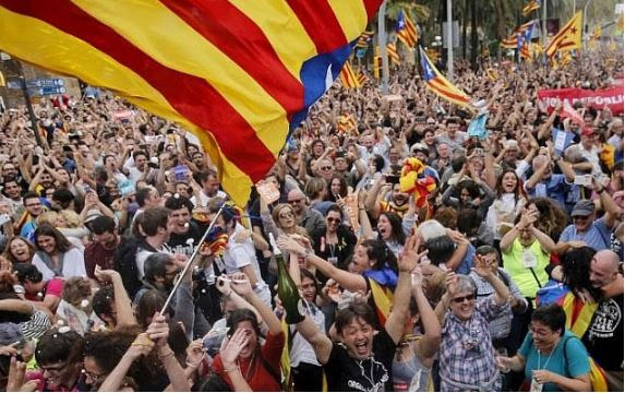 Catalonia Independence: UK, EU and Germany Finally Take Strong Decision