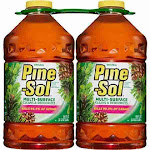Pine Sol All Purpose Cleaner Jugs 2 Pack, 100 Ounc
