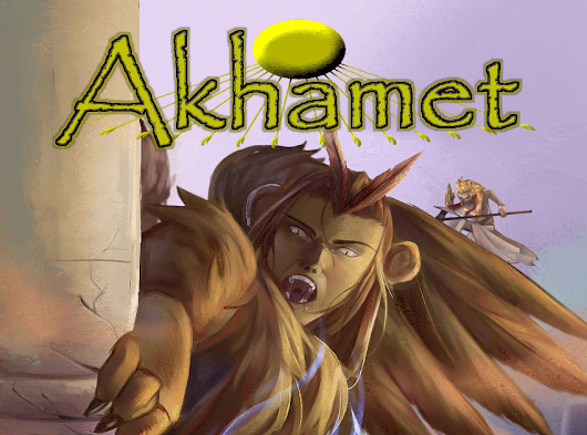 Akhamet: Cover and proofing
