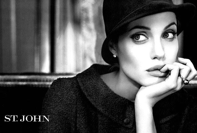 Angelina Jolie Face Shape. Too famous: Angelina Jolie was