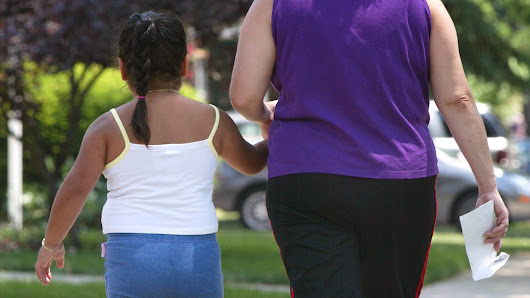 Obesity Takes Hold Early in Life, Study Finds